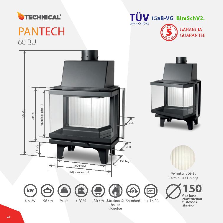 PTB-60-U pantech box