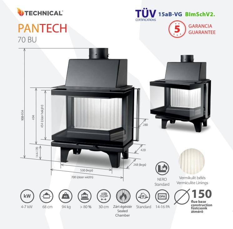 PTB-70-U pantech box