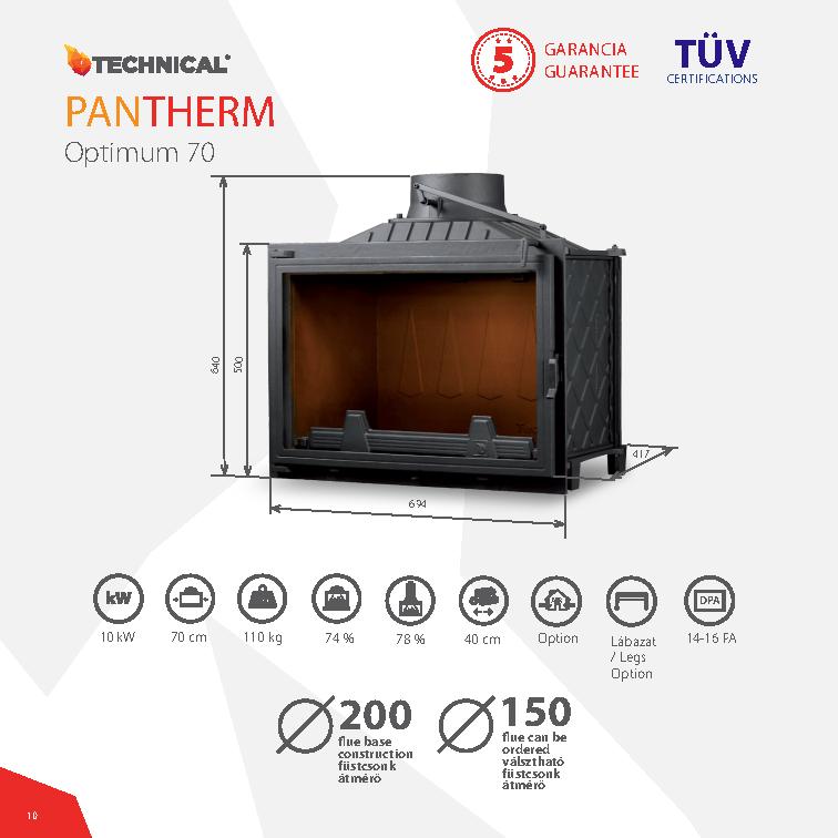 PTH-Optimum 70