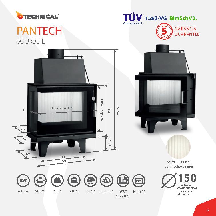 PTB-60 pantech box ls