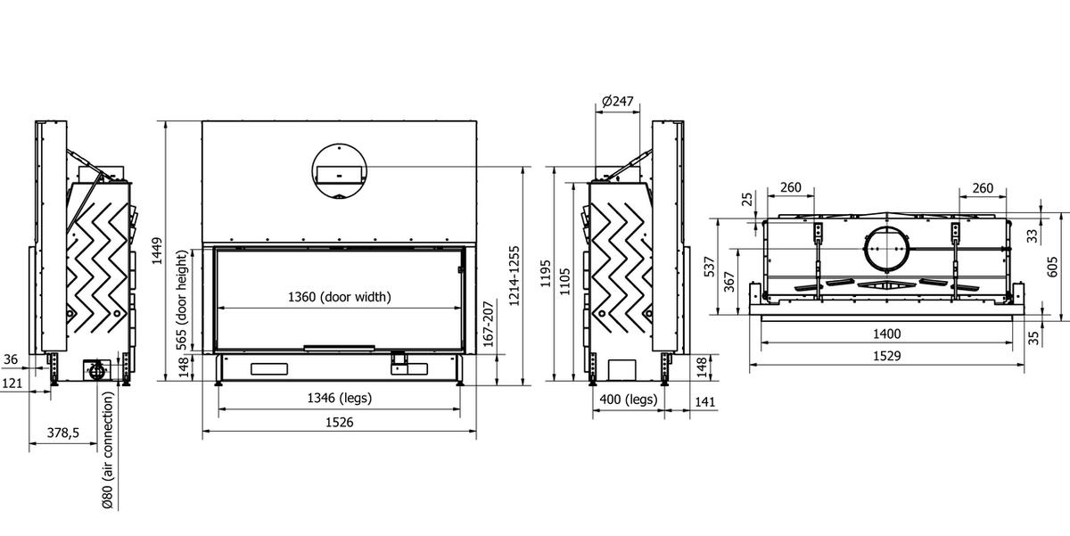 1770-0311-3000-04-PanTech160 EVO LD_öntött lapokkal