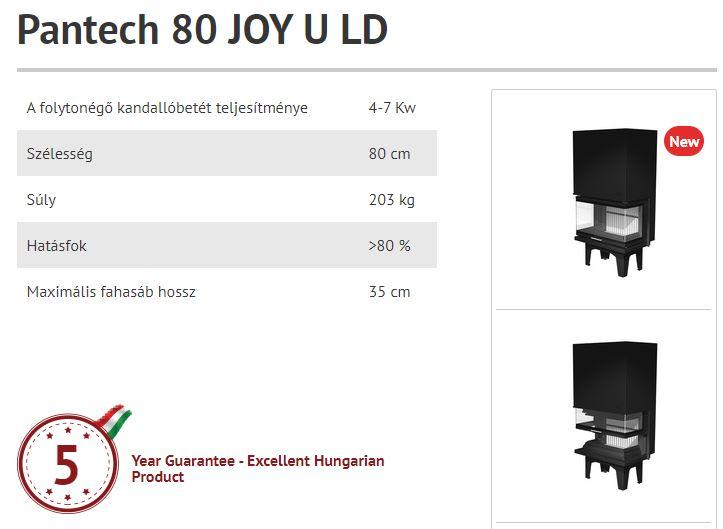 pantech joy PTJ-80-u-4