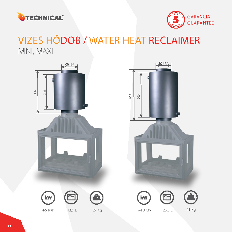 water_Heat exchanger
